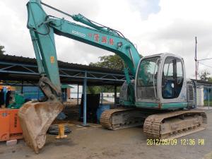 Kobelco SK200-8 Hydraulic Excavator - Excavators for Rent | leonghinseng.com.sg