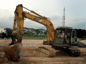 Kobelco Yutani SK04-2 Excavator - Excavators for Rent | leonghinseng.com.sg