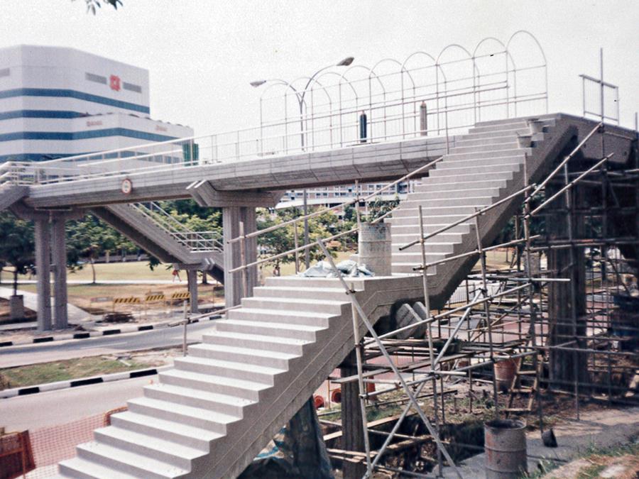 Civil Engineering Works in Singapore | Leong Hin Seng