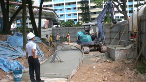 Singapore General Hospital Rd Works - Civil Engineering