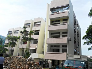 1 Jalan Nuang (Nuang Court) - Building Demolition Work