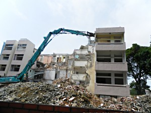 1 Jalan Nuang (Nuang Court) - Building Demolition