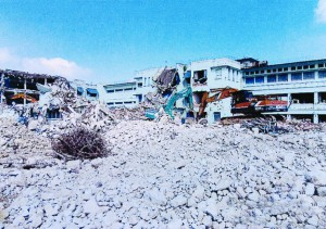 Sembawang - Building Demolition