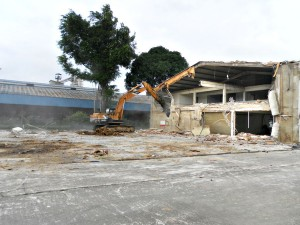 9 & 11 Sungei Kadut - Building Demolition Work