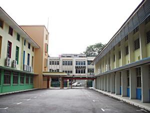 Umar Pulavar Tamil Language Centre School - School Demolition
