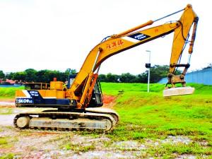 Kobelco SK09LC Magnet - Excavators for Rent | leonghinseng.com.sg