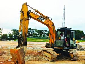 Kobelco Yutani SK04 - Excavators for Rent | leonghinseng.com.sg