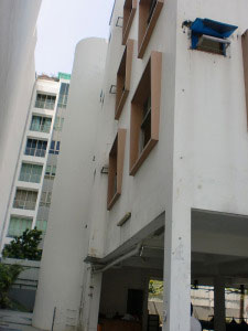 21 Lorong 28 Geylang Road - Building Demolition Work