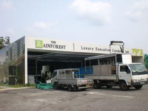 Choa Chu Kang (The Rainforest Showflat) - Building Demolition Work
