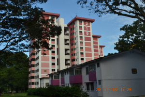 HDB Boon Lay - Building Demolition Work