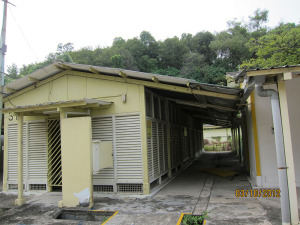 Safti Camp - Building Demolition Work